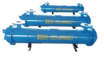 列管式冷却器